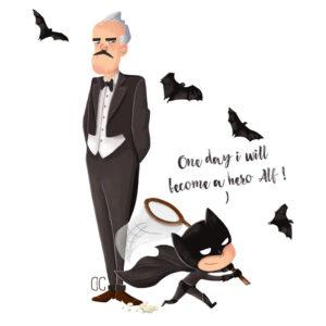 ALF AND THE BAT