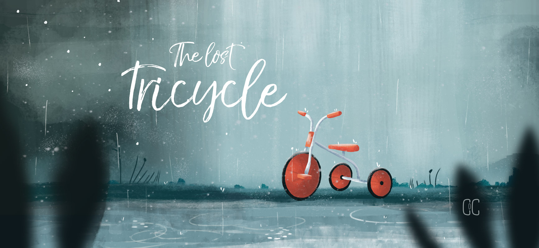 THE LOST TRICYCLE