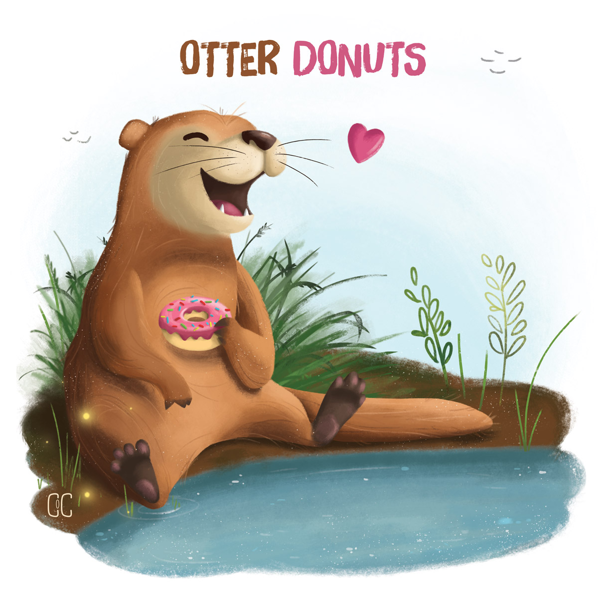 OTTER DONUTS