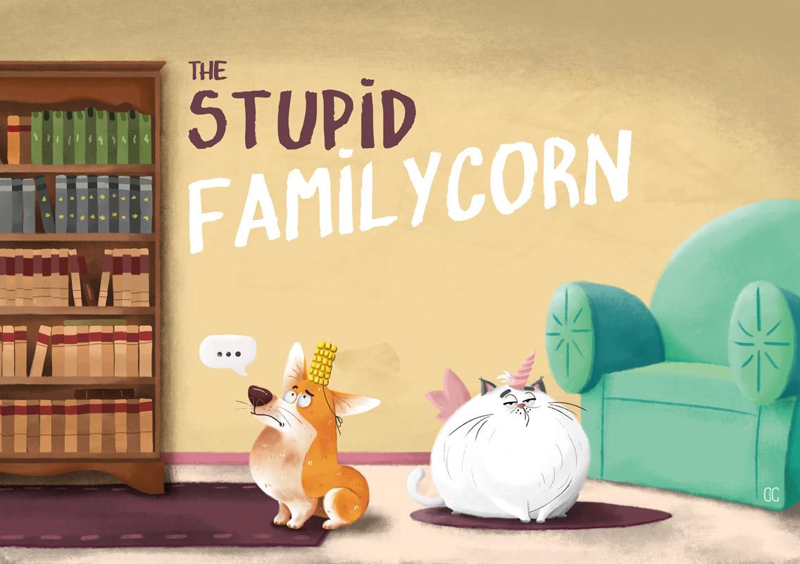 THE STUPID FAMILYCORN